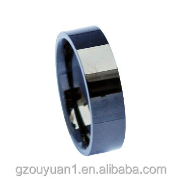 New Pipe Cut Design Tungsten Ring, Tungsten Carbide Ring, Mens Tungsten Carbide Ring