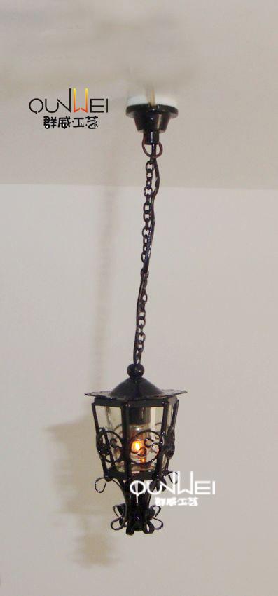 1:12 Poppenhuis Accessoires & Verlichting,Poppenhuis Plafondlamp ...