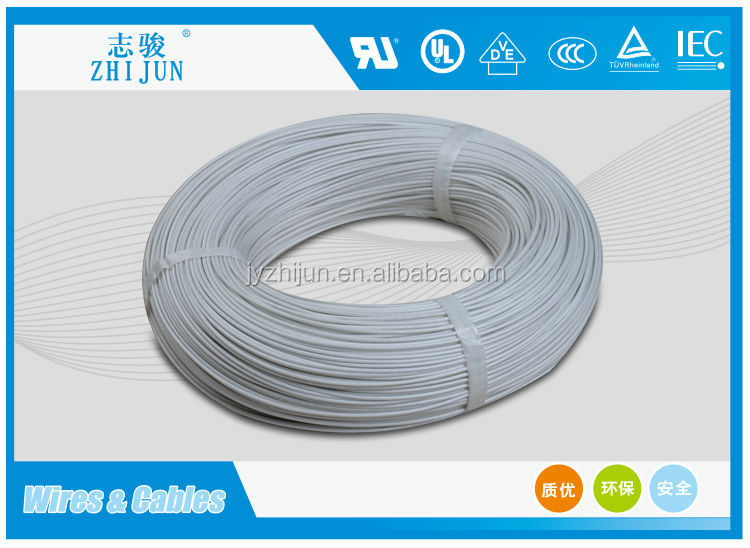 Wire gauge awg silicone rubber fiberglass braided heating wire gauge awg silicone rubber fiberglass braided heating resistance wires greentooth Choice Image