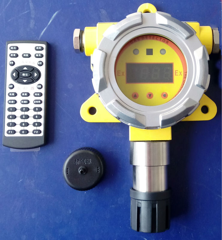 Fixed Explosion Proof Oxygen O2 Detector Buy Fixed