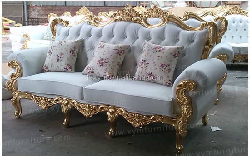 French Design Antique Chaise Lounge Sofa : french chaise lounge sofa - Sectionals, Sofas & Couches