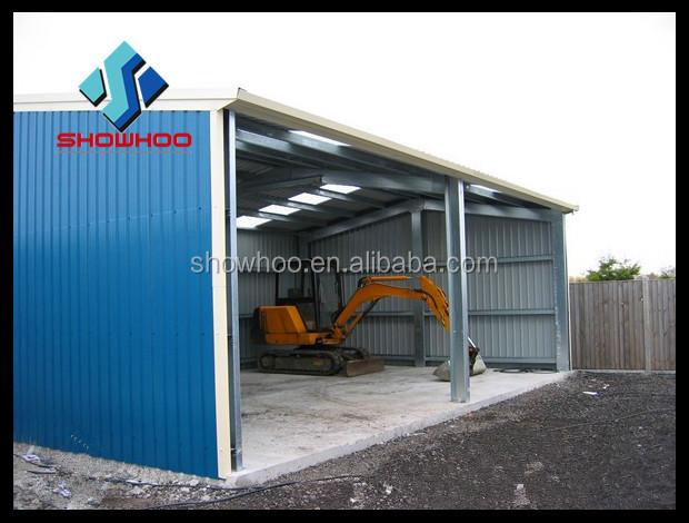Cost-effective Steel Structure Metal Building ...