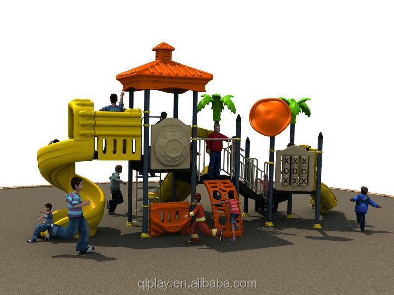 Playground With Slides/outdoor Activity Playground/teeterboard ...