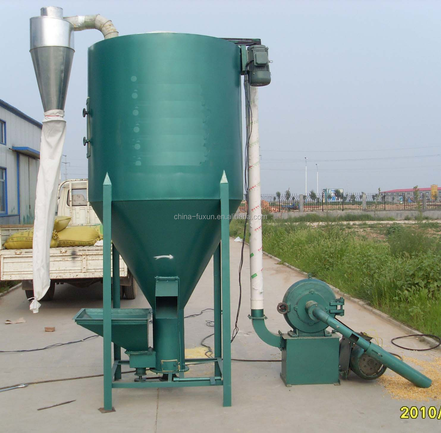 Pig Sheep Chicken Cow Poultry Feed Mill Plant Poultry