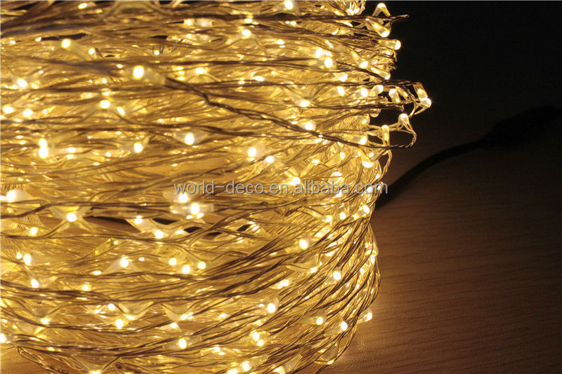 3v Micro String Lights Battery Operated Copper Wire Fairy Light ...