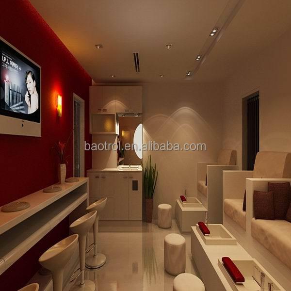 Sell Paparazzi In A Beauty Salon Nail Salon: Beauty Salon Counter /salon Reception Desk
