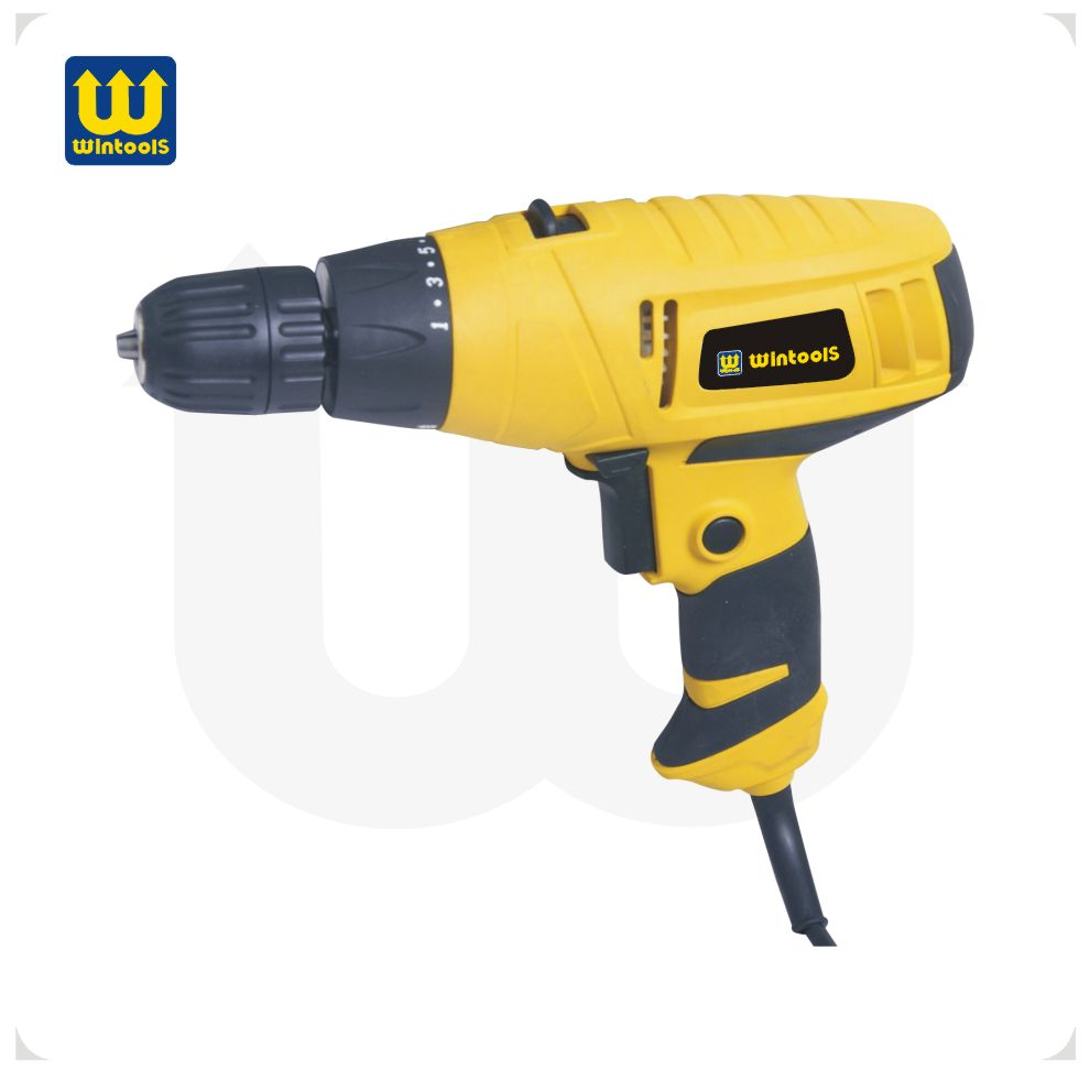 280w Portable Electric Hand Drill 10mm For Home Use