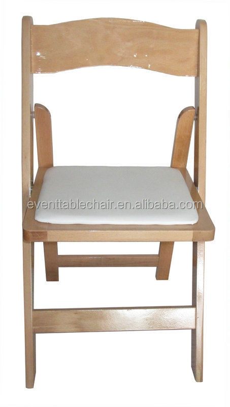 High Quality Wholesale Wedding White Wood Folding Chairs Buy White Wood Fol
