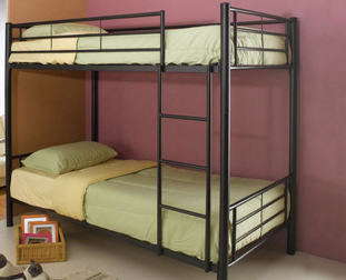 Cheap Twin Over Full Metal Bunk Bed Buy Twin Over Full