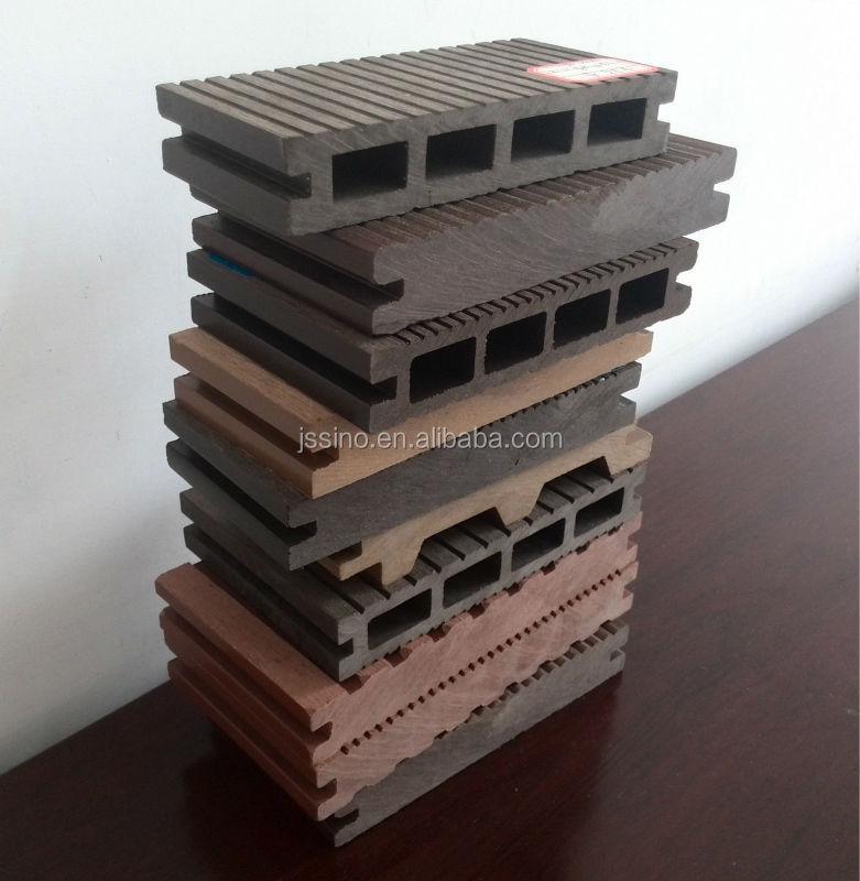 Wood Composite Flooring good price wood plastic patio floors,waterproof outdoor deck floor