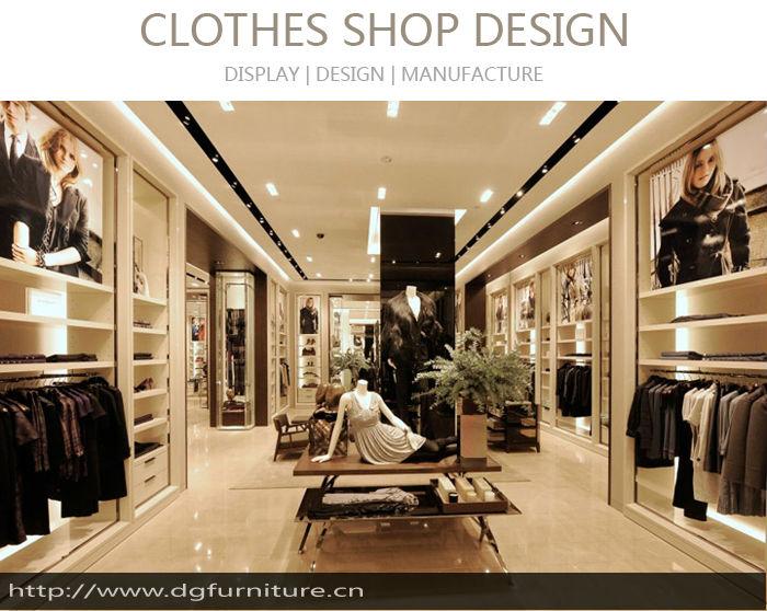 Korean Style Decorative Clothing Store Display Coat Hooks Wall Mounted
