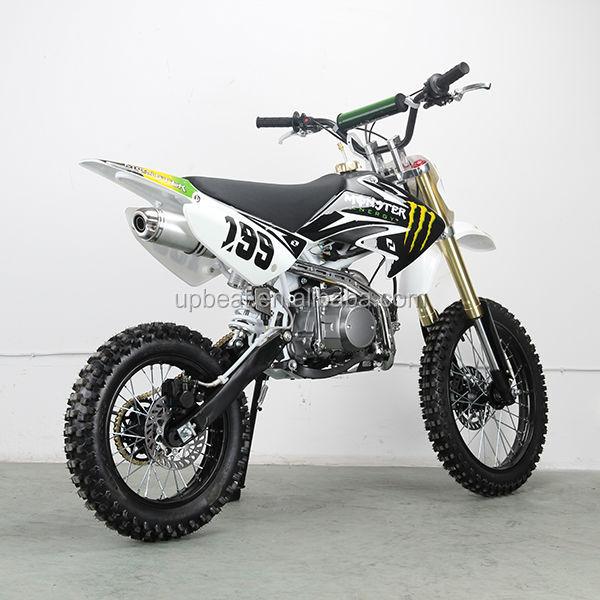 upbeat motorrad 125cc dirt bike lifan pit bike monster. Black Bedroom Furniture Sets. Home Design Ideas