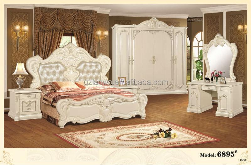 Top Sale High Quality Glossy Modern European Luxury Style