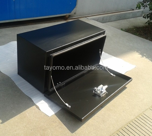 Under Bed Tool Box >> Black Steel Underbody Truck Tool Box Underbed Truck Tool Box With Black Powder Coated View Steel Underebody Truck Tool Box Oem Product Details From