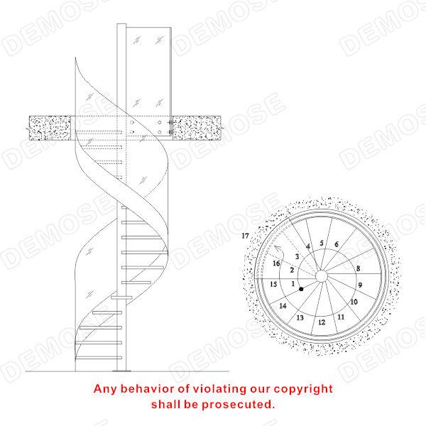 acier verre escalier en colima on dimensions escaliers id de produit 1841530666. Black Bedroom Furniture Sets. Home Design Ideas