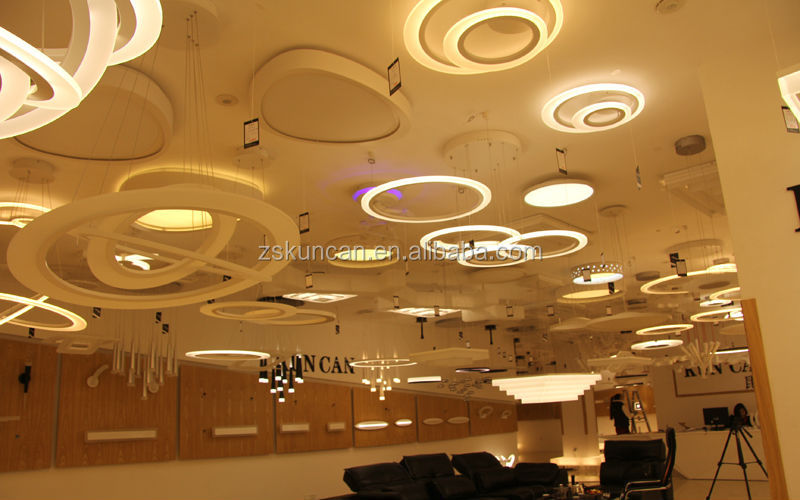 Modern Cone Shape Led Stairs Wall Lights