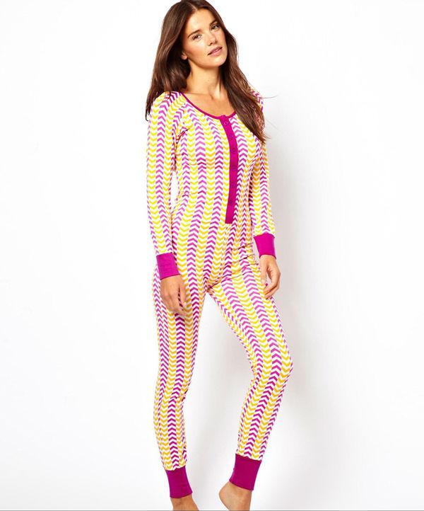 Bodysuit pajamas women sexy
