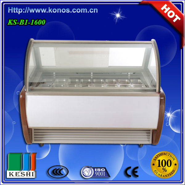 High performance ice cream van for sale for the kitchen use
