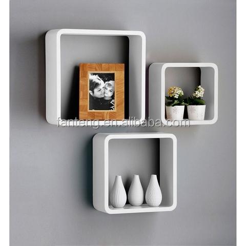 Black Box Small Shelves Decorative Fashion Style Folding Hanging ...