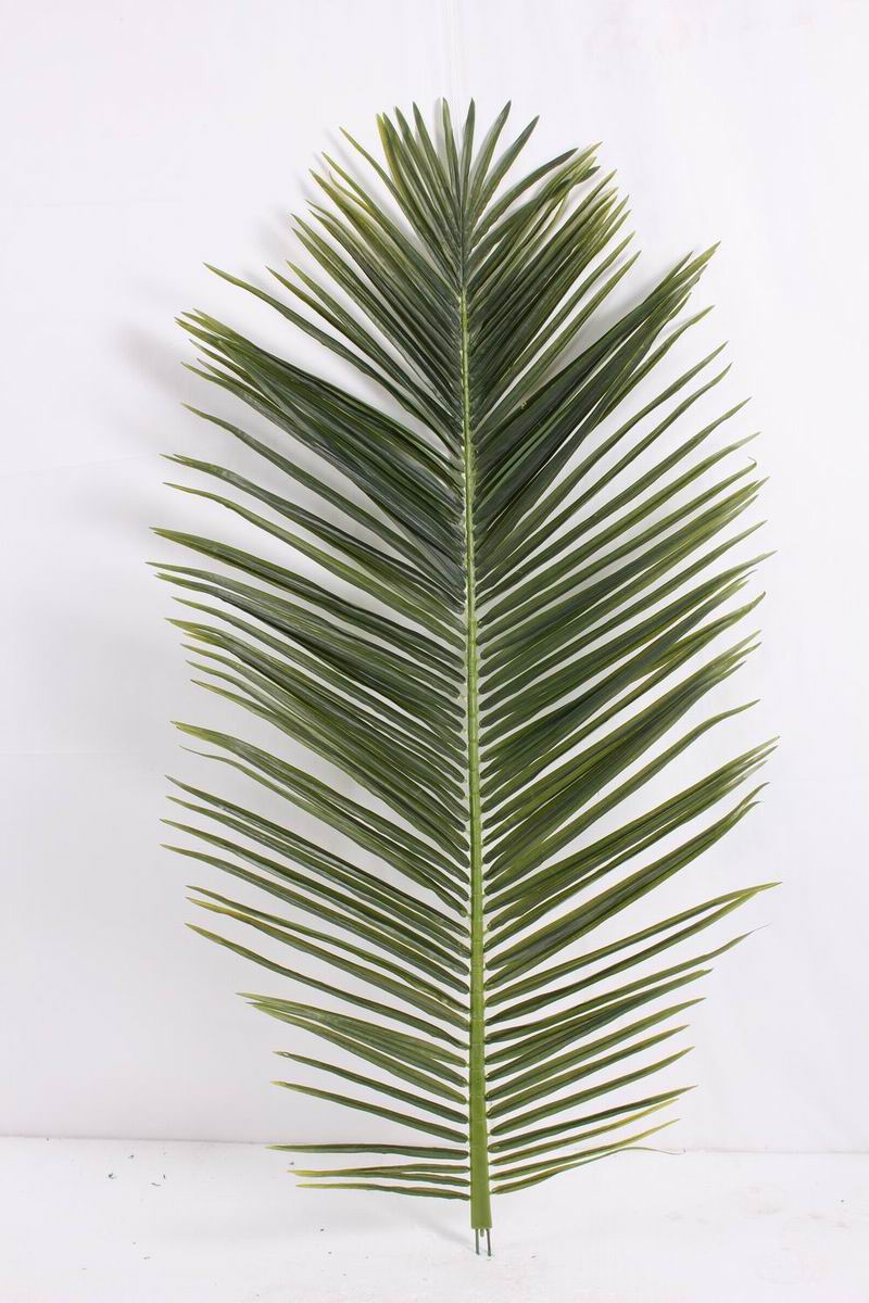 indoor/outdoor Artificial/fake decor coconut palm tree leaves