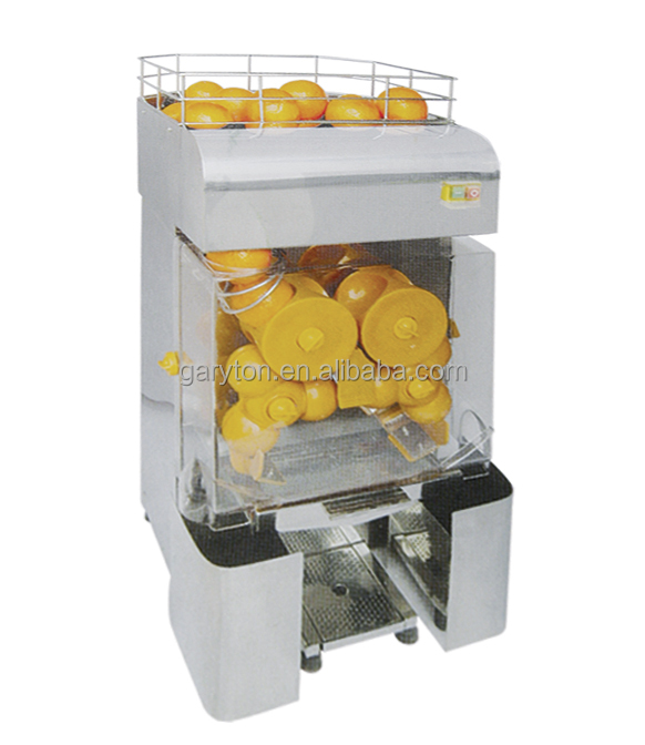 GRT - 2000E - 4 Electric Commercial Orange Juicer Machine with CE Certificate