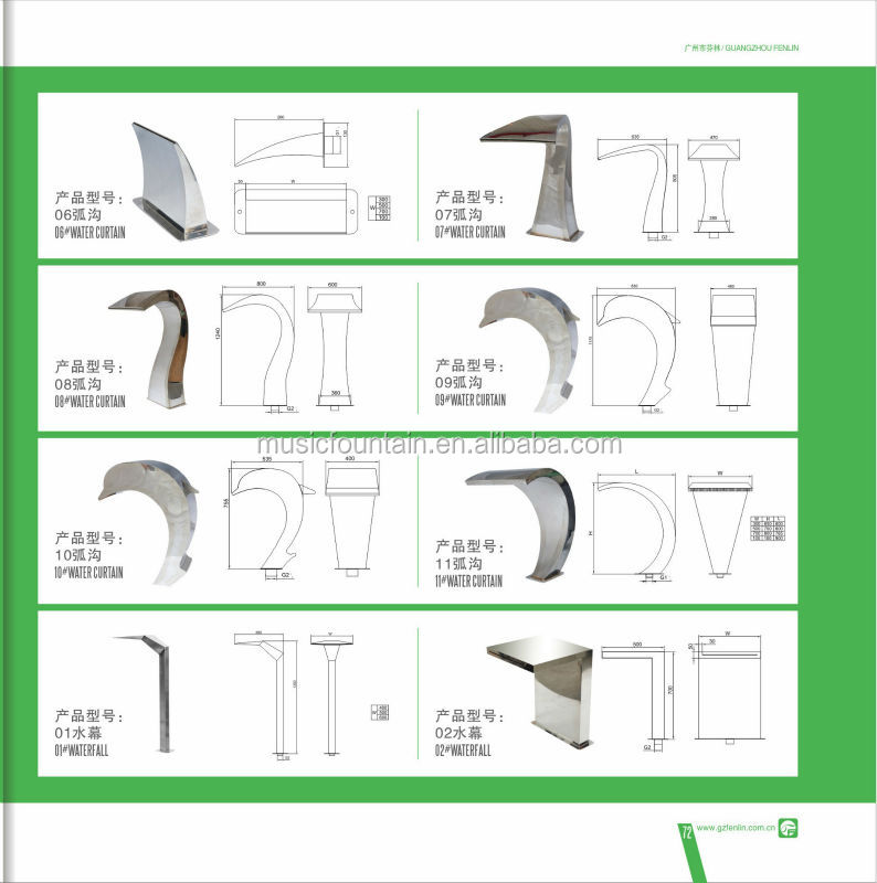 Factory supply customize stainless steel wall fountain buy wall factory supply customize stainless steel wall fountain ccuart Image collections