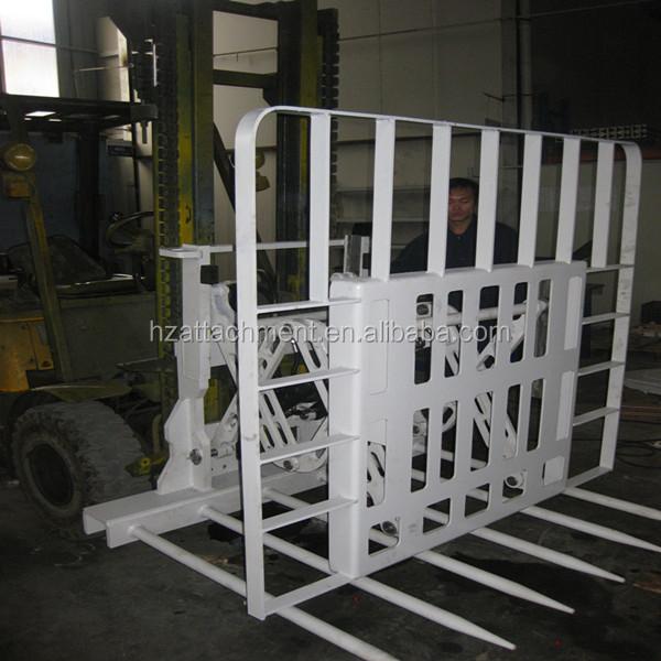 Stationary Load Inverter Pallet Inverter Bulle Pallet: Forklift Attachment Push For Sale,factories,manufacturers