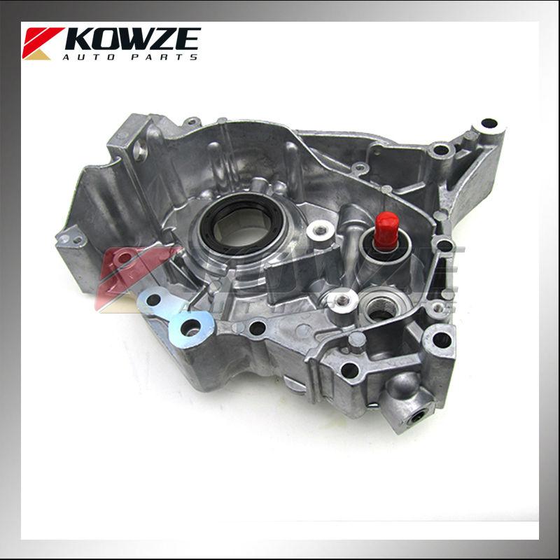 Oil Pump For Mitsubishi Pajero Montero Sport Triton L200 Kg4w Kh4w Ka4t Kb4t 4d56 1064a035