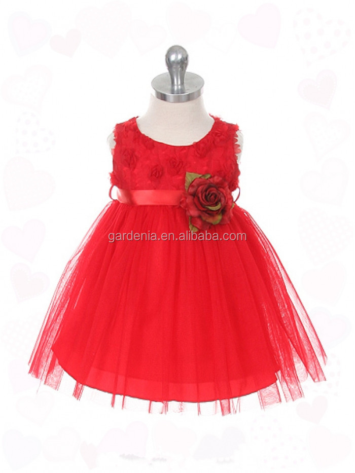 ef091a6b8 Capullo de rosa suave con apliques de tul negro de la cinta de color rosa  vestidos