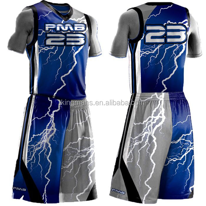 Design A Basketball Uniform 104