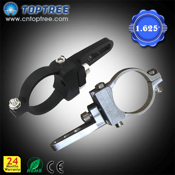 Led Light Bar Adjustable Pipe Clamps Mounting Brackets
