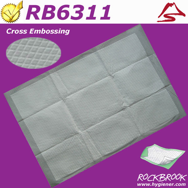 Popular Style Inexpensive High Grade Quality Disposable Baby Care Underpad Manufacturer from China