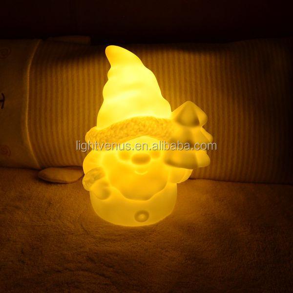 Creative Gift For Kids Decorative Hedgehog Night Light