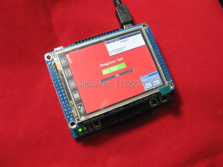 5pcs/lot STM32 Development Board Learning Board Cortex M3 ARM