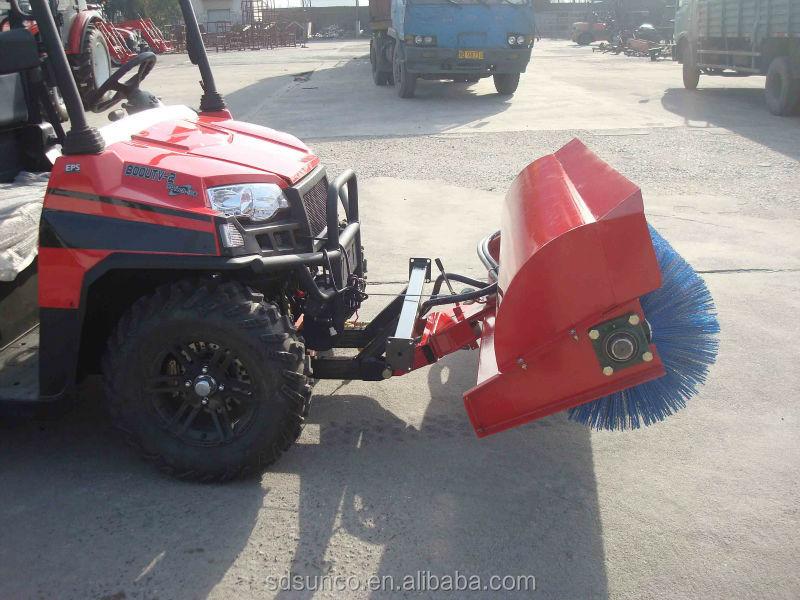 High Quality Farm Garden Tractor Atv Mounted Road