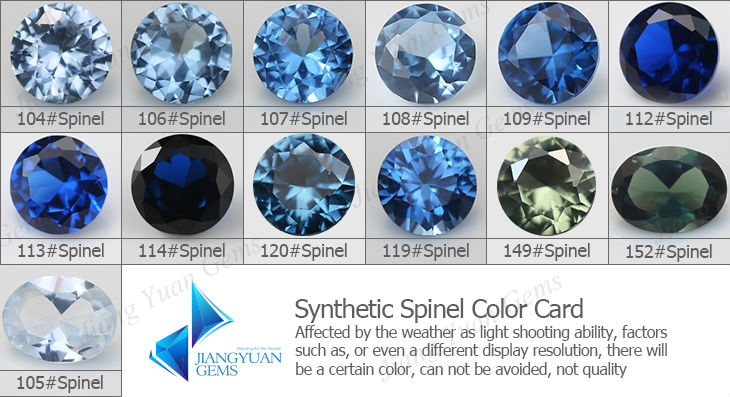 Wholesale 50pcs 106# Octagon Blue Stone 3x5~10x12mm Retangle Brilliant Cut  Synthetic Spinel Blue Stone For Jewelry