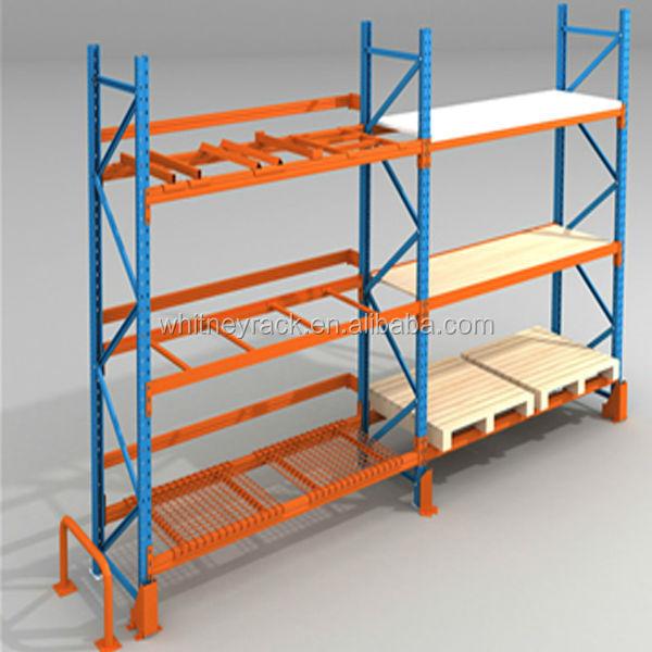 steel heavy duty pallet rack industrial rack and shelving warehouse rh alibaba com Industrial Shelving Pallet Industrial Shelving Pallet