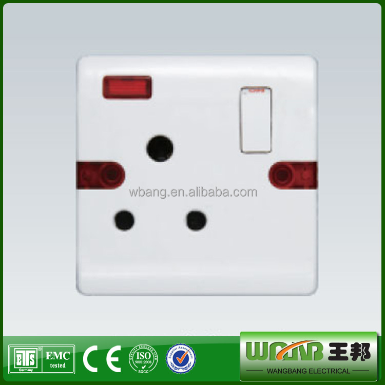 1 GANG 1 WAY SWITCH PC material