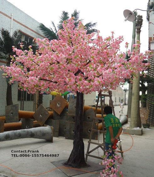 Artificial Flor De Cerejeira Da 225 Rvore Flor Artificial Do