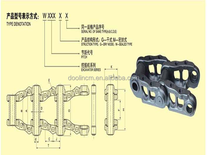 D8r Bulldozer Part Track Chain Track Link Assy 7s9185 2p9494 - Buy Dozer  Track Chain Track Link Assy,Track Link Assy,Dozer Track Chain Product on
