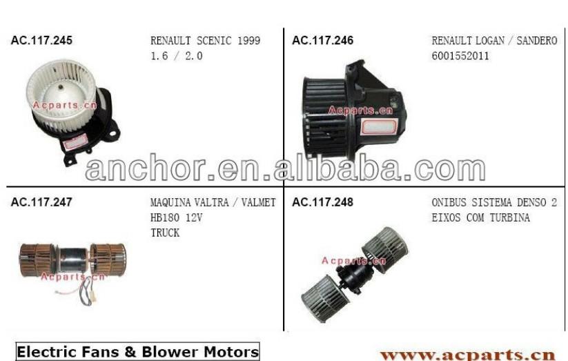 Denso 24 V Blower Motor For Bus View Denso 24v Blower
