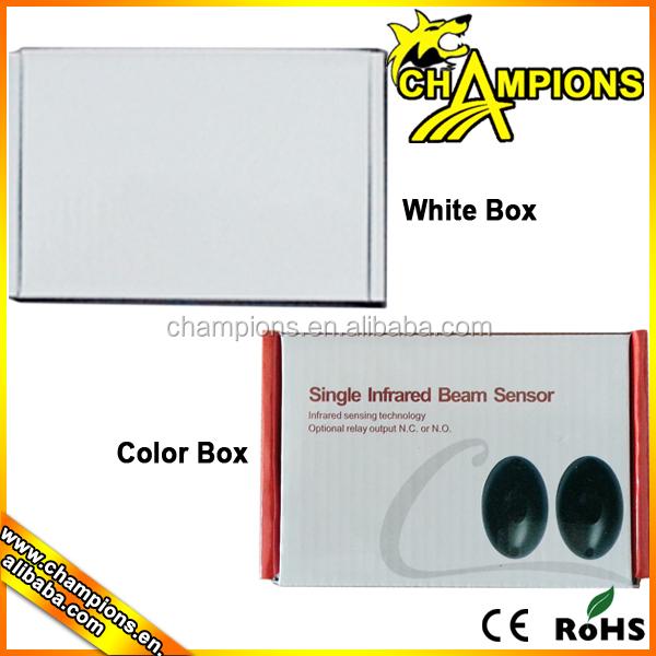 Perimeter Burglar Alarm single beam one beam active infrared detector IR Sensor photo eye work with alarm AG0-20