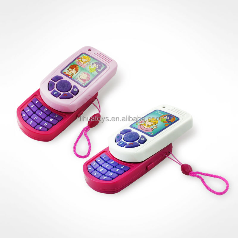 Kids Beautiful Cell Phone Toys