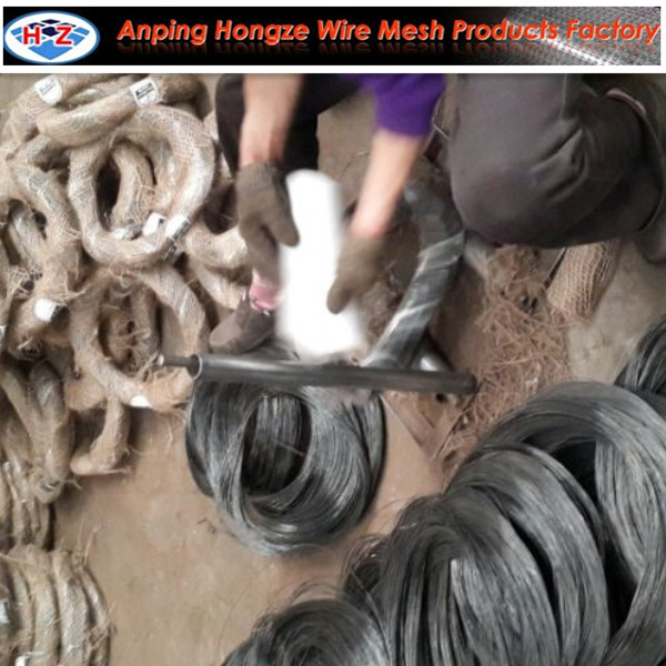 black annealed iron wire packing 1kg-600kg Q195