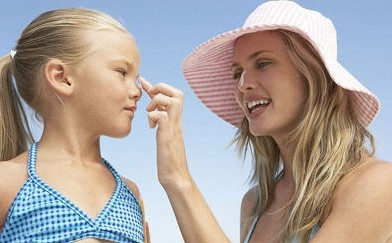 Private Label SPF50 Sunburn Cream For Kids