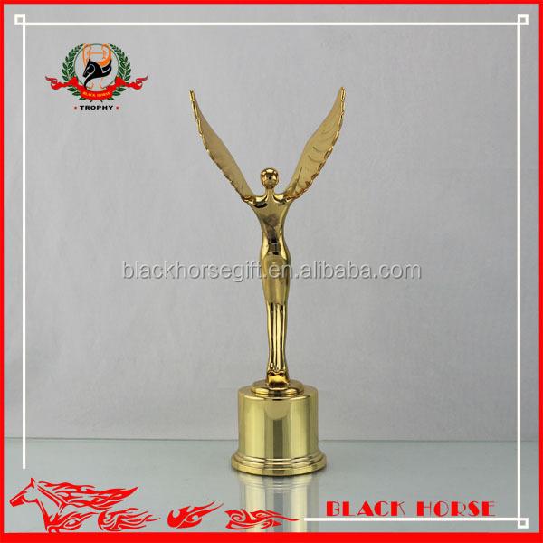Custom Flying Lady Design Angel Trophy Awards