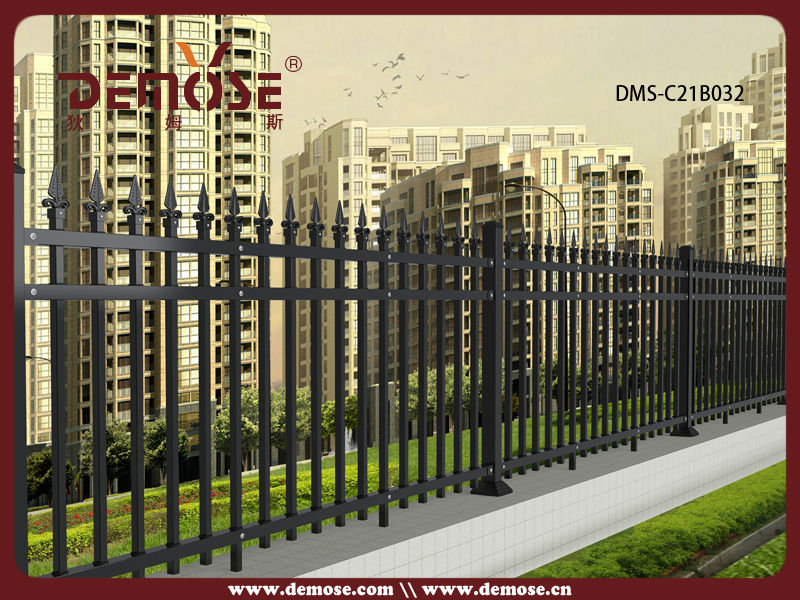 Boundary Wall Security Grill Fence Design Buy Boundary Wall