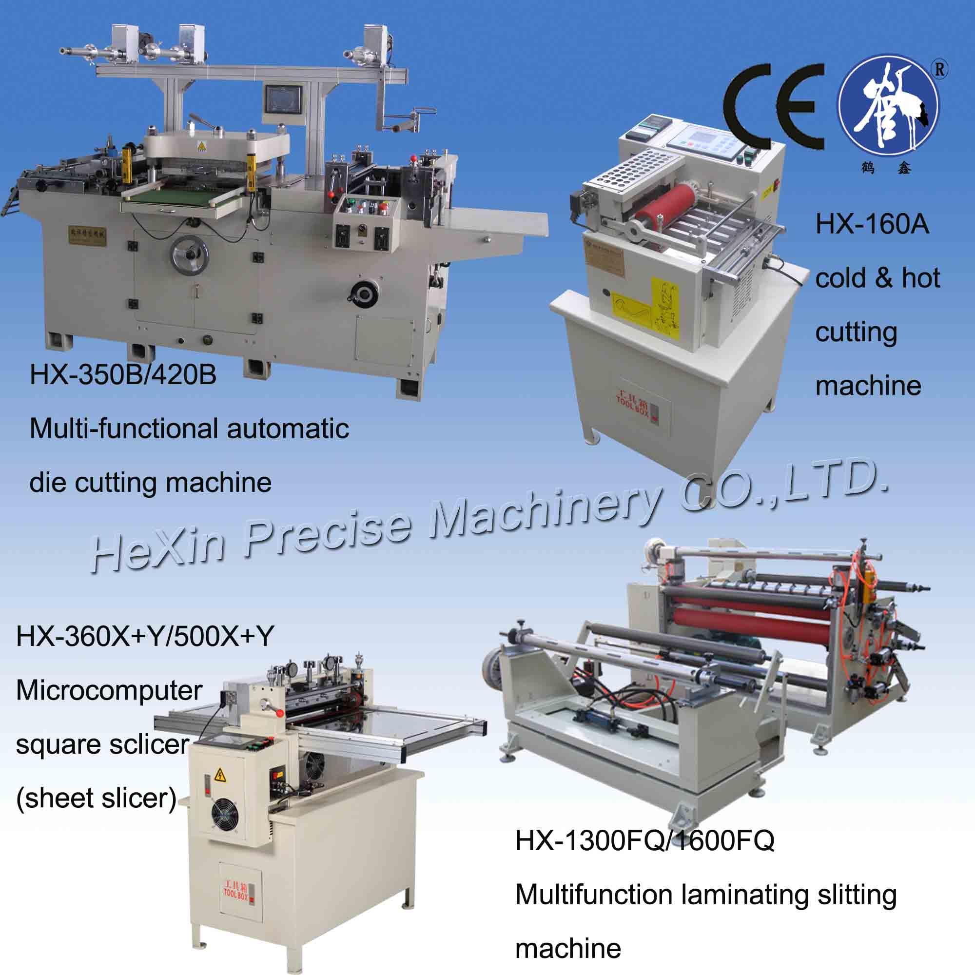 Hx-350b Automatic Ellison Die Cut Machine - Buy Ellison ...