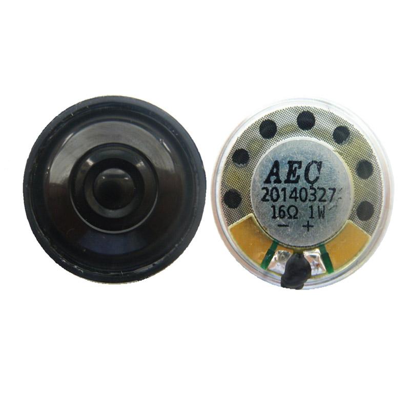 Free Sample Mylar Speaker 32mm 16 Ohm 1w Ultra Thin Peaker
