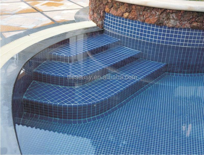 Sfocatura in ceramica colore passo piastrelle per piscine buy